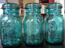 Antique Ball Jars